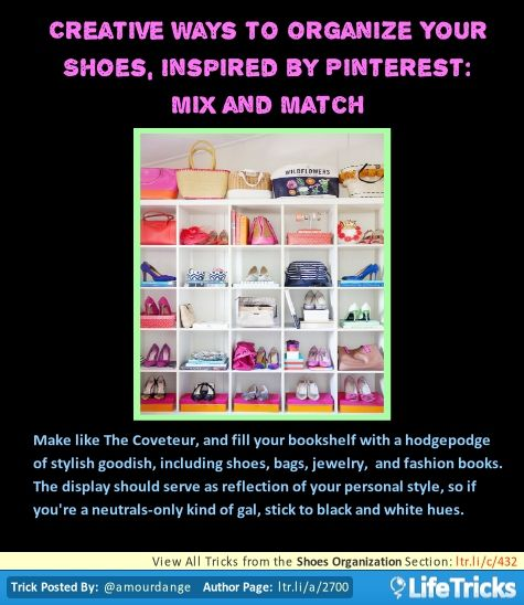 Organize Your Clothes 10 Creative And Effective Ways To Store And Hang Your Clothes: 13 Best Pinterest Inspired Organization- Tricks, Tips