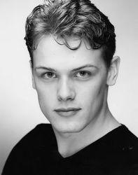 Sam Heughan, Scottish actor, lead in Outlander
