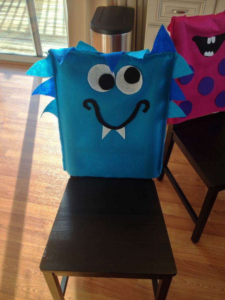 Monster chair covers