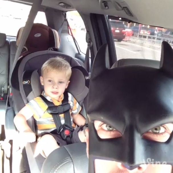 12 BatDad Vines That Prove He's The Superhero We Need Right Now