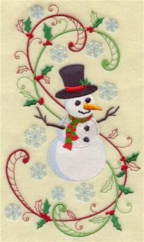 Machine Embroidery Designs at Embroidery Library! - A Enchanted Christmas Design Pack - Lg