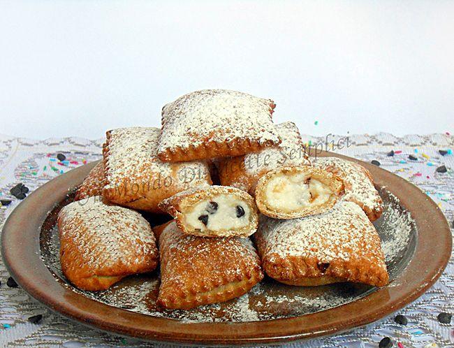 ravioli dolci,ricetta di carnevale