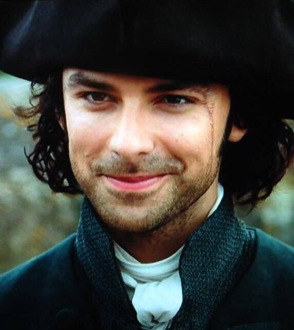 Aidan Turner as Captain Ross Poldark. Swoon worthy!!