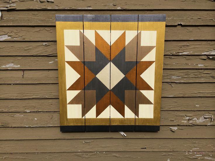sunflower barn quilt pattern