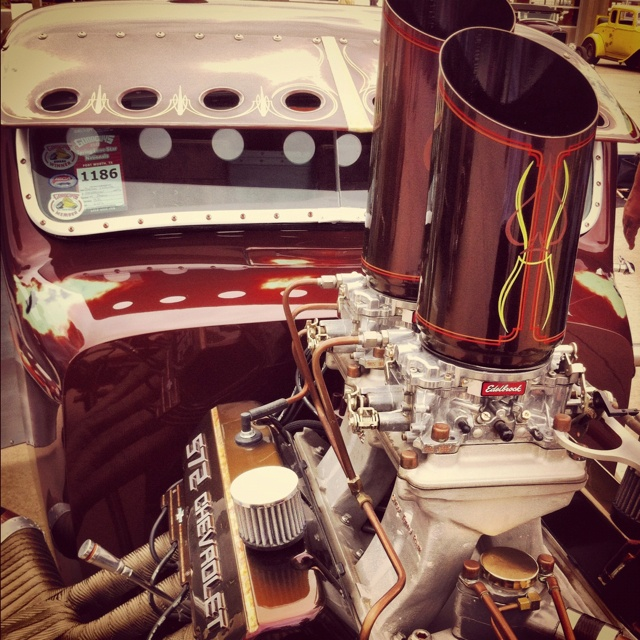 54 Best CHEVY 409 BIG BLOCK Images On Pinterest