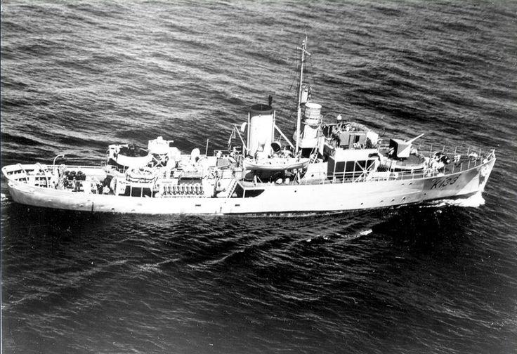 HMCS Quensel K133