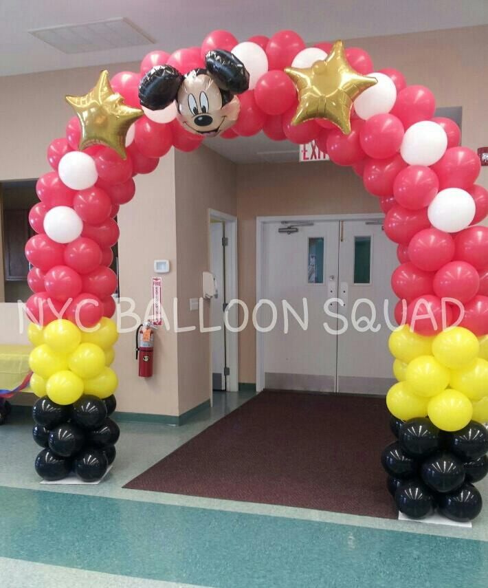 Mickey Mouse Balloon Arch Interested Check Us Out On