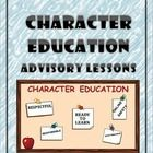 There are 12 different character Education lessons that are great for PBIS, Advisory and to simply teach values and good character traits.  There a...