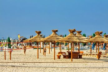 MEDICAL TOURISM ROMANIA - Google+ Neptun beach, resort at The Black Sea, in Romania.