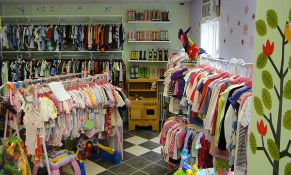 1000 images about baby store on clothes racks