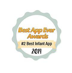 The wonder weeks App award: best infant app 2014
