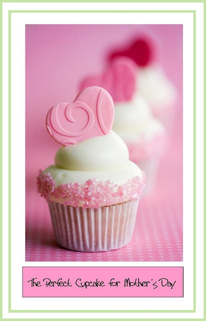 Mother's Day Cupcakes #SnikiddyMotherDayGiveaway.
