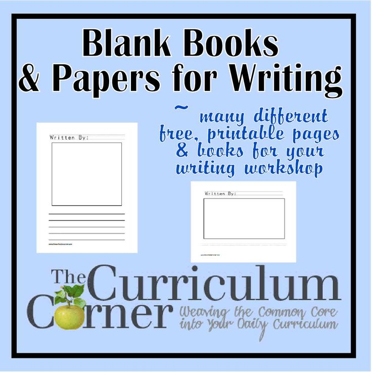 40 best 2nd grade writing images on Pinterest Colors, Good - free book writing templates for word