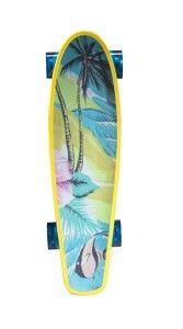 Kryptonics Torpedo Skateboard vs Penny Board