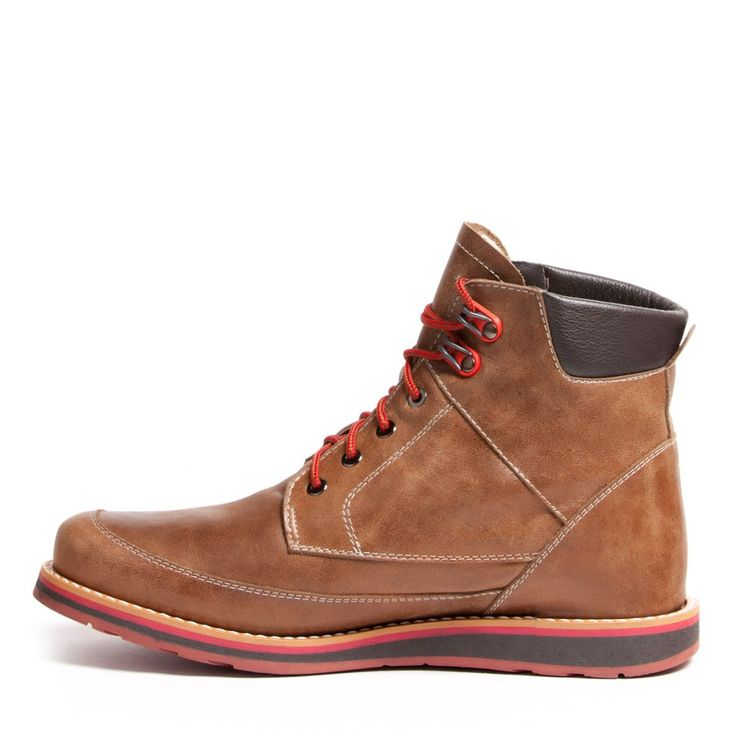 Clayton Mens Winter Cold-Weather Boots - Mens leather boots - Mens tan leather boots - Mens tan boots - Mens waterproof boots - Handmade wool lined boots. Anfibio Boots® waterproof handcrafted winter boots are made in Montreal, Canada. Luxurious craftsmanship guarantees long-lasting comfort. Anfibio's handmade winter walking boots are warm and durable. Shop men's winter boots, men's snow boots, men's boots, men's cold weather boots, men's winter fashion http://www.bottesanfibio.com
