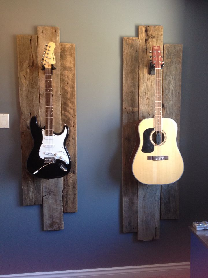 25 Best Ideas About Guitar Hanger On Pinterest Guitar