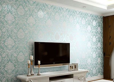 3D-Victorian-Damask-Embossed-Textured-Wallpaper-High-Quality-20-8-034-x-393-7-034