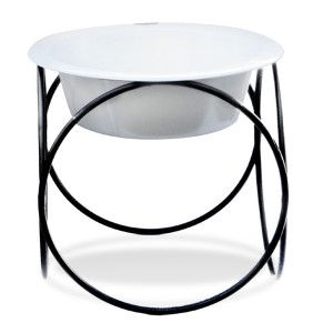 Platinum Pets Olympic Diner Stand with Bowl - PetSmart