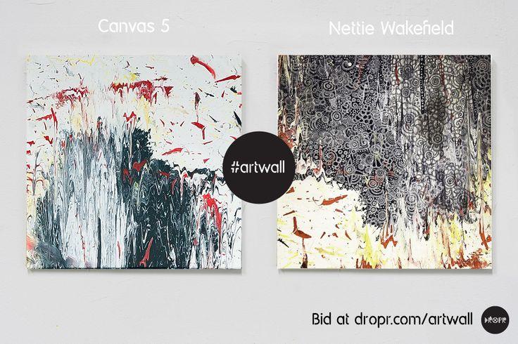 Nettie Wakefield Bid @ http://dropr.com/auction  http://www.nettiewakefield.net/