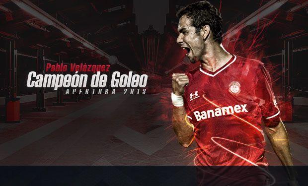 Pablo Velazquez Los jugadores - Fotos del Deportivo Toluca FC.Diablos Rojos del Toluca #Amor Escarlata