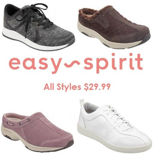 Easy Spirit : Up to 50% off Flash Sale