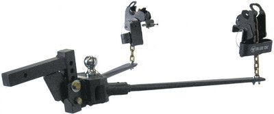 SWAYPRO™ WEIGHT DISTRIBUTING HITCH