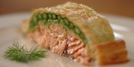 Salmon En Croute Recipes | Food Network Canada
