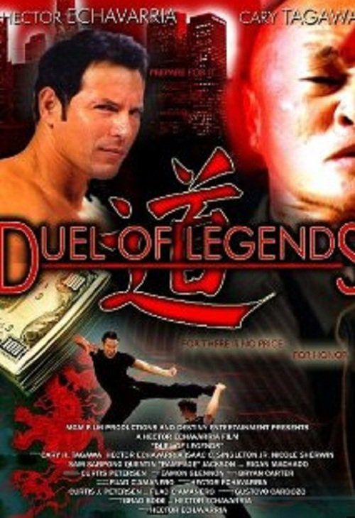 Watch Duel of Legends (2015) Full Movie Online Free
