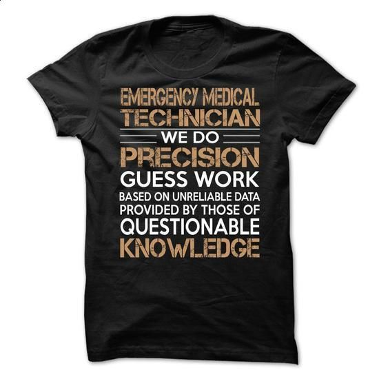 Emergency Medical Technician - #mens #girl hoodies. BUY NOW => https://www.sunfrog.com/LifeStyle/Emergency-Medical-Technician-64481786-Guys.html?60505