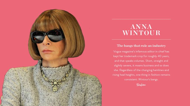 Iconic Hairstyles Anna Wintour Nuclear