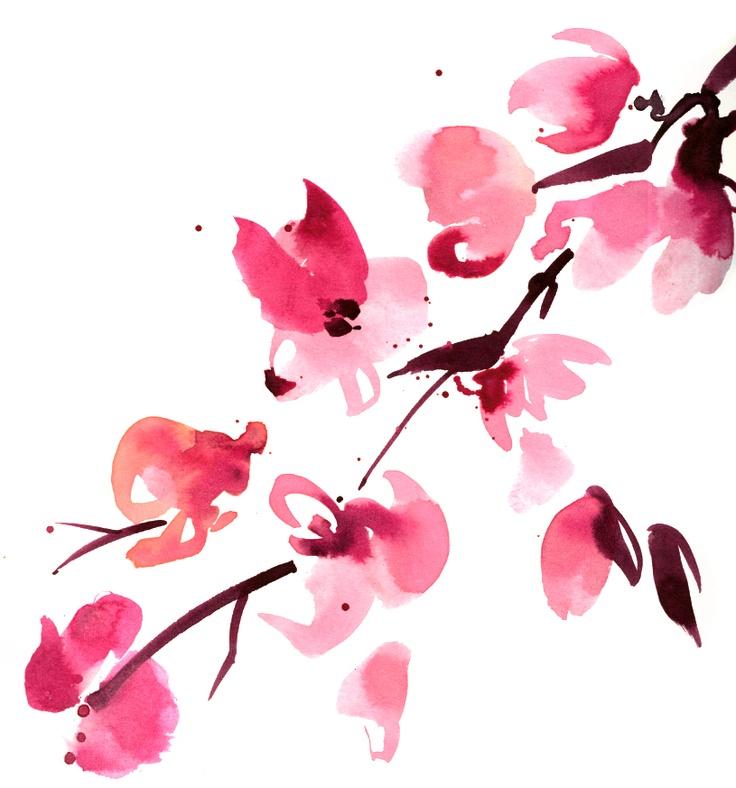 Blossoms, 2013 Ekaterina Koroleva