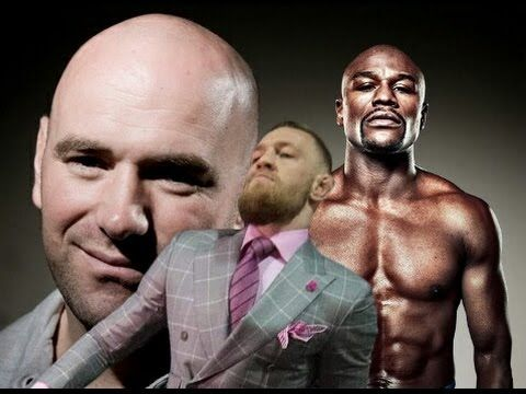 MMA Dana feels obligated to make Conor McGregor vs Floyd Mayweather
