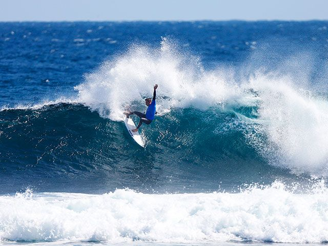 Mimi LaMontagne reports on Day 3 of the Drug Aware Margaret River Pro