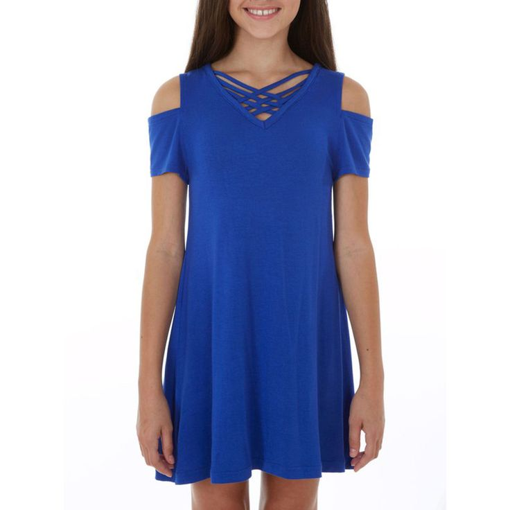 Sally Miller The Oakley Dress in Royal Blue
