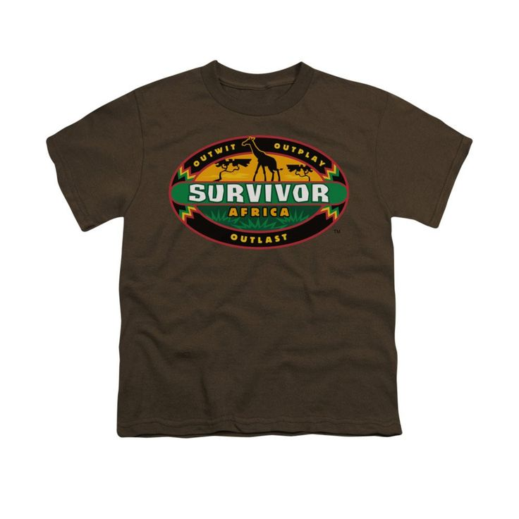 Survivor - Africa Youth T-Shirt