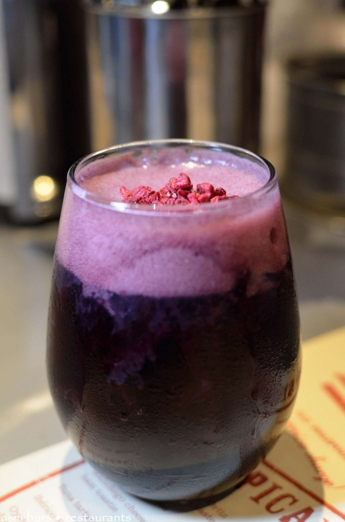 "The signature ""22 Ships"" Sangria. #restaurant #HongKong #JasonAtherton"