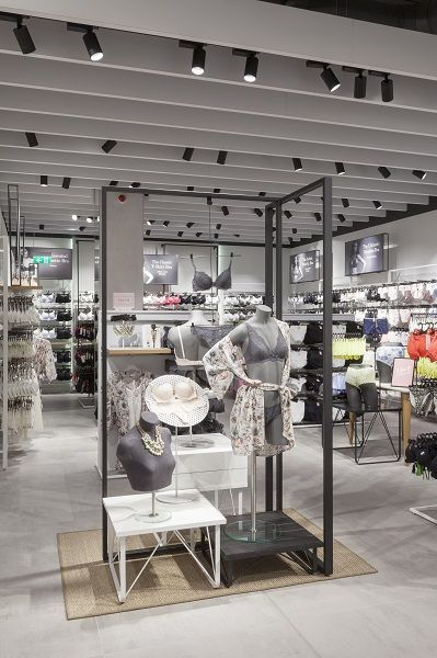 Design showcase: Lindex opens first UK store - Retail Design World