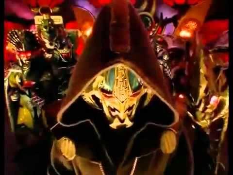 Power Rangers Ninja Storm Wind, Thunder Samurai Rangers vs ...