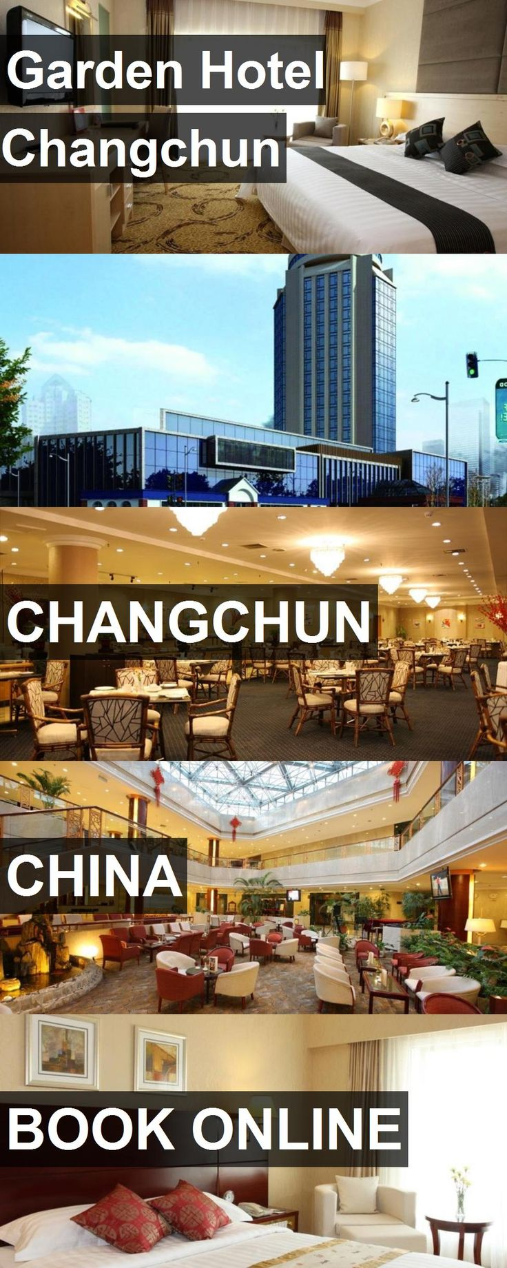 Garden Hotel Changchun in Changchun, China. For more information, photos, reviews and best prices please follow the link. #China #Changchun #travel #vacation #hotel