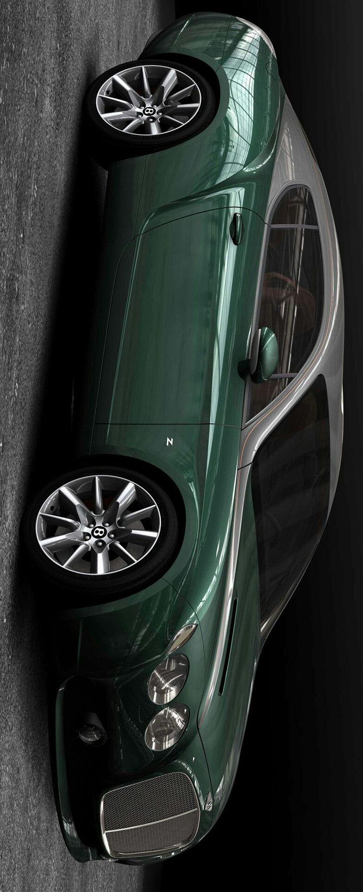 Bentley Zagato GTZ by Levon Travel In Style