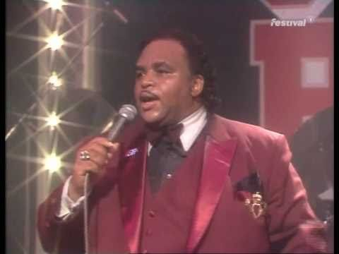Solomon Burke - I Can't Stop Loving You in Germany 1987 HQ Video&Sound