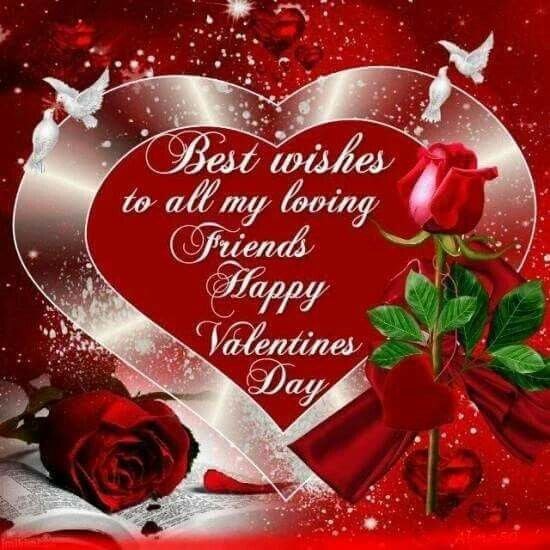 best wishes to all my loving friends happy valentines day valentines day valentines day happy valentines day valentines day quote valentines greeting
