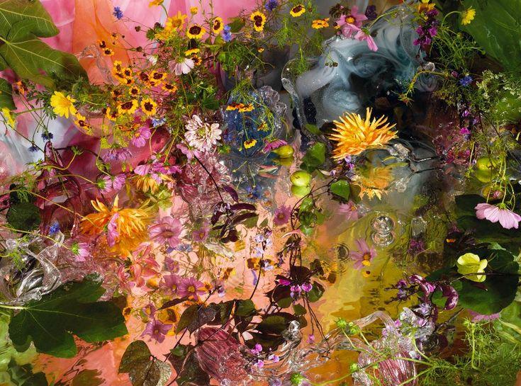 Margriet Smulders - Wenn dir's in Kopf und Herzen schwirrt - Photography, fuji crystal archive on dibond mounted with plexiglass, 2016, 110 x 148 cm, ZERP Galerie Rotterdam