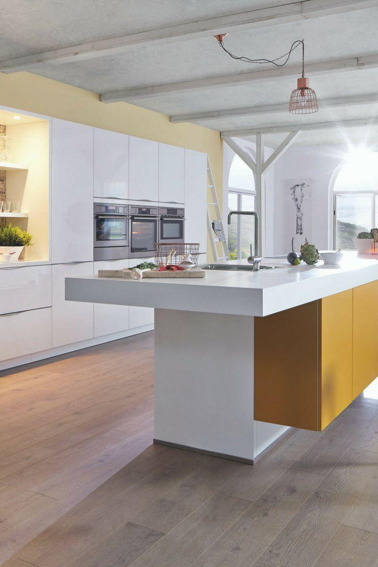 Weiße küchen 7 ideen und bilder für küchen in weiß