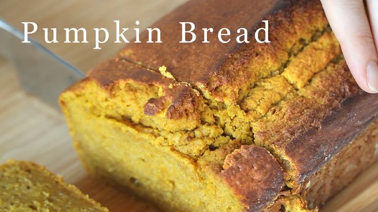 Easy Pumpkin Bread Recipe - Eugenie Kitchen