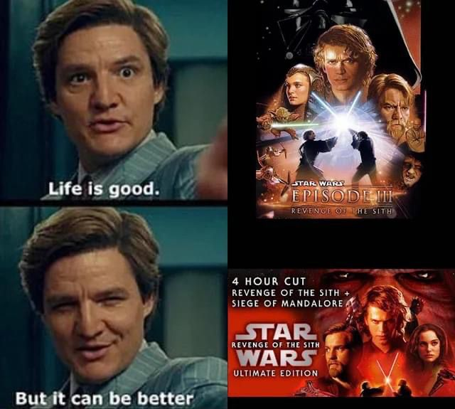 Pin By You Re Stuck With Me Skyguy On Star Wars In 2021 Star Wars Facts Star Wars Memes Star Wars Women