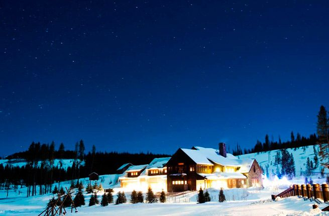 Devil's Thumb Resort near Winter Park was just named one of the 10 Best Winter Spa Retreats! Come visit...