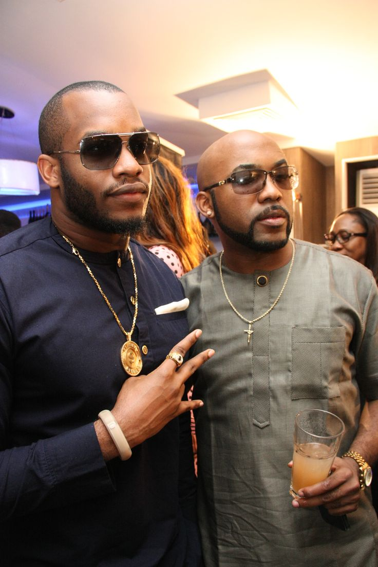 Banky W and Lynxx #VVIPEvents