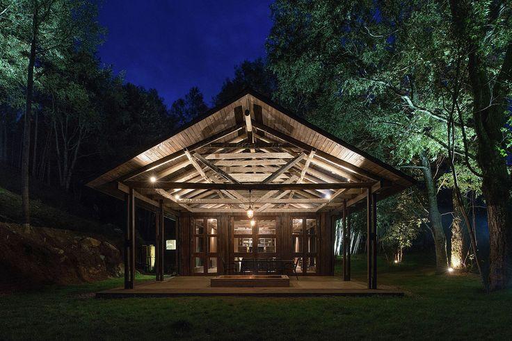 Gallery - Barn House at Lake Ranco / Estudio Valdés Arquitectos - 2