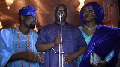 TOLU OBEY THRILLS AT TEMIDAYO AND OPEOLUWA ENGAGEMENT PARTY IN LAGOS. -  Click link to view & comment:  http://www.naijavideonet.com/video/tolu-obey-thrills-at-temidayo-and-opeoluwa-engagement-party-in-lagos/